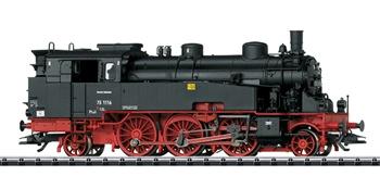 Locomotora de vapor serie 75.4. Digital con Sonido.