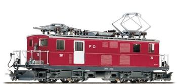 Locomotora FO HGe 4/4 I 33. Digital con Sonido.