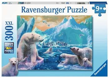 Reino del oso polar, 300 piezas XXL
