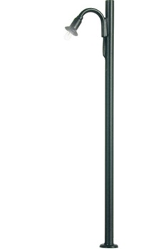 Farola de poste de madera TT.