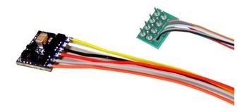 Decoder LokPilot 5 micro DDC 8 PIN nem 652.