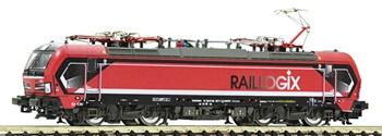 Locomotora eléctrica 193 627-7 Raillogix, época VI. Digital con Sonido