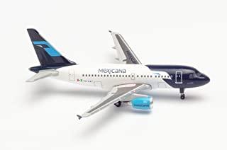Mexicana de Aviación Airbus A318.