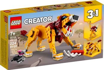 CREATOR: León salvaje.