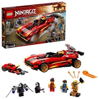 LEGO NINJAGO X-1 NINJA CHARGER.