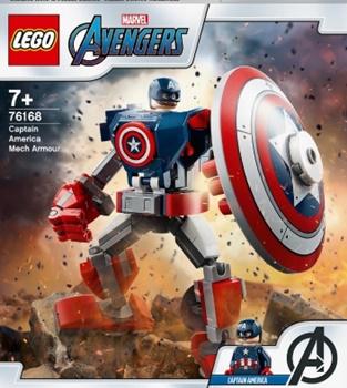 AVENGERS: Armadura Capitán América.