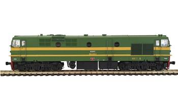Locomotora diesel serie 1900 época IV.