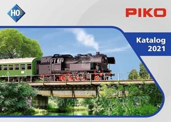 Catálogo Piko 2021.