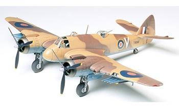 Bristol Beau-Fighter Mk. VI. Kit de plástico escala 1/48.