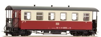 Coche de pasajeros900-482 HSB, época V. Escala HOe.