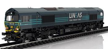 Locomotora Diesel EMD Serie 66 , época VI. Digital con Sonido.