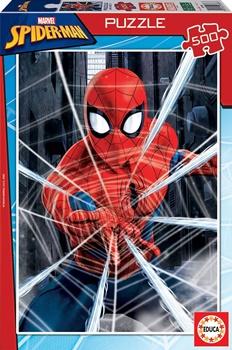 Spiderman, puzzle de 500 piezas.