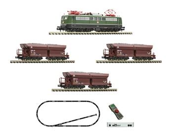 Set Iniciación digital z21 escala N. Locomotora serie151 + vagones.