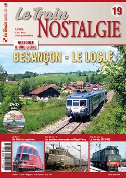 Le Train Nostalgie nº19.