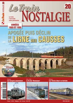 Le Train Nostalgie nº20.
