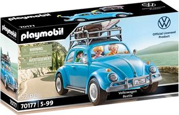 VW Escarabajo, 52 piezas
