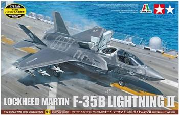 Lockheed martin F-35B Lightning II. Kit escala 1/72.