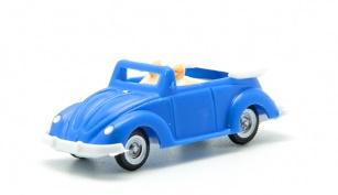 Volkswagen 1200 cabriolet. Disponible en varios colores.