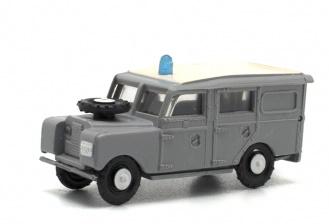 Land Rover Policia Armada.