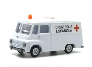 Furgón Sava ambulancia