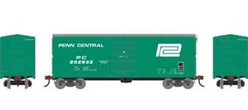 Vagón Pennsylvania 40.