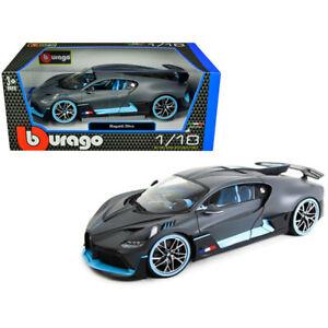 Bugatti Divo, escala 1/18.