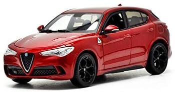 Alfa Romeo Stelvio. Escala 1/24.