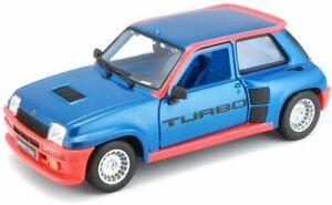 Renault 5 Turbo. Escala 1/24.