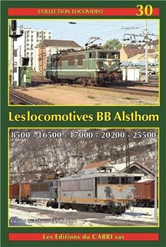 DVD: Les locomotives BB Alsthom.