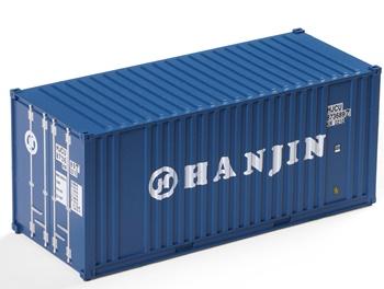 Contenedor HANJIN.