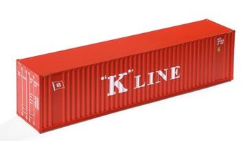 Contenedor 40 K-LINE