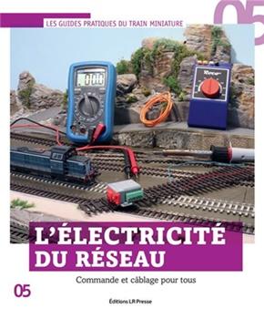L electricité du réseau.