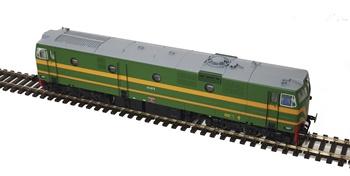 Locomotora Diesel RENFE 1957. Serie Limitada a 200 unidades.