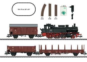 Set de Iniciación Tren de mercancías, época III.