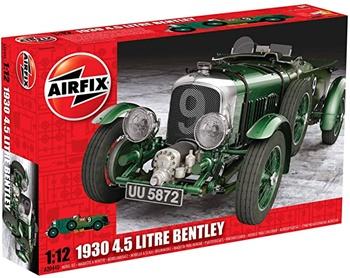 1930 Bentley. Kit de plástico escala 1/12.