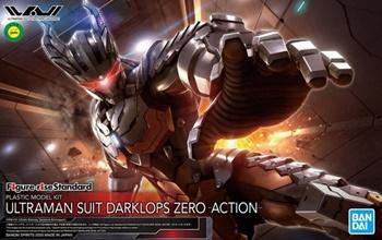 Ultraman suit darklops zero action.