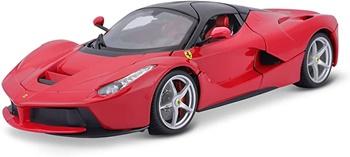 Ferrari Laferrari. Serie Signature, escala 1/18.