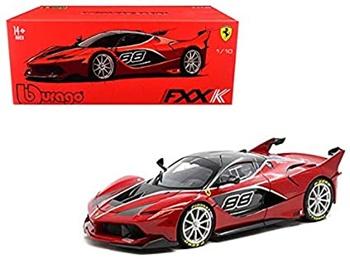 Ferrari FXX K, serie signature.