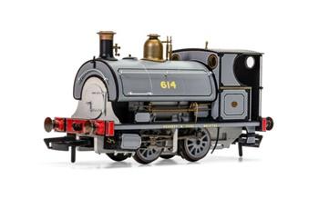 Locomotora Pecket 0-4-0 100 Aniversario. Escala 1/76.