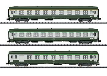 Set de coches Orient Express, época IV.