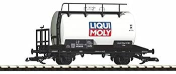 Vagón cisterna LIQUI MOLY DB, época IV.