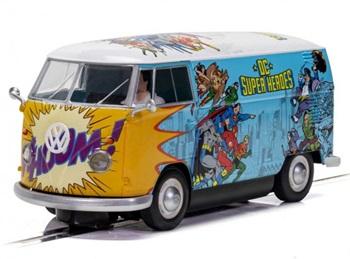 VW Panel Van T1b DC Comics.