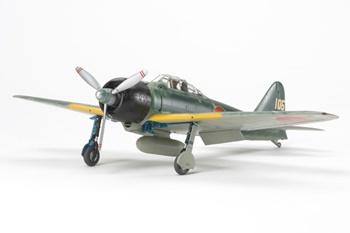 Mitsubishi A6M3/3a Zero Fighter Zeke.