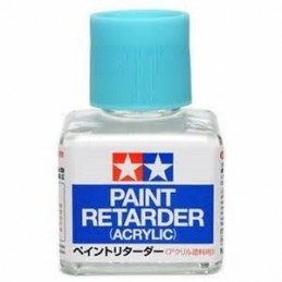 Tamiya Paint Retarder acrilico, 40ml.