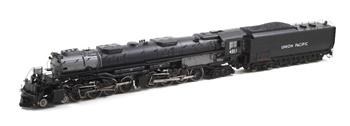 Locomotora de vapor Big Boy 4-8-8-4. Digital con sonido