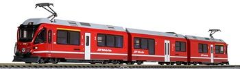 Automotor Eléctrico ABe8/12 Allegra Set de 3 unidades. DIGITAL.