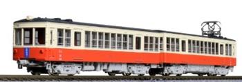 Automotor Takamatsu-Kotohira tipo 30. Escala N.