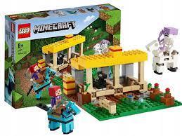 LEGO MINECRAFT El establo.