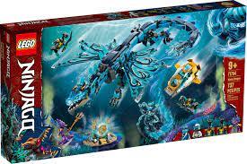 NINJAGO: Dragon de agua.