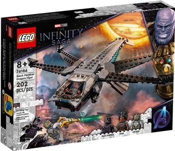 MARVEL: Black Panther Dragon Flyer.